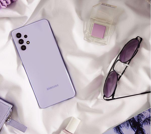 Samsung Galaxy A32 5G - 64 GB, Awesome Violet 6
