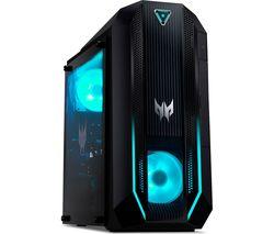 Predator Orion 3000 PO3-630 Gaming PC - Intel® Core™ i7, RTX 3060, 1 TB HDD & 512 GB SSD