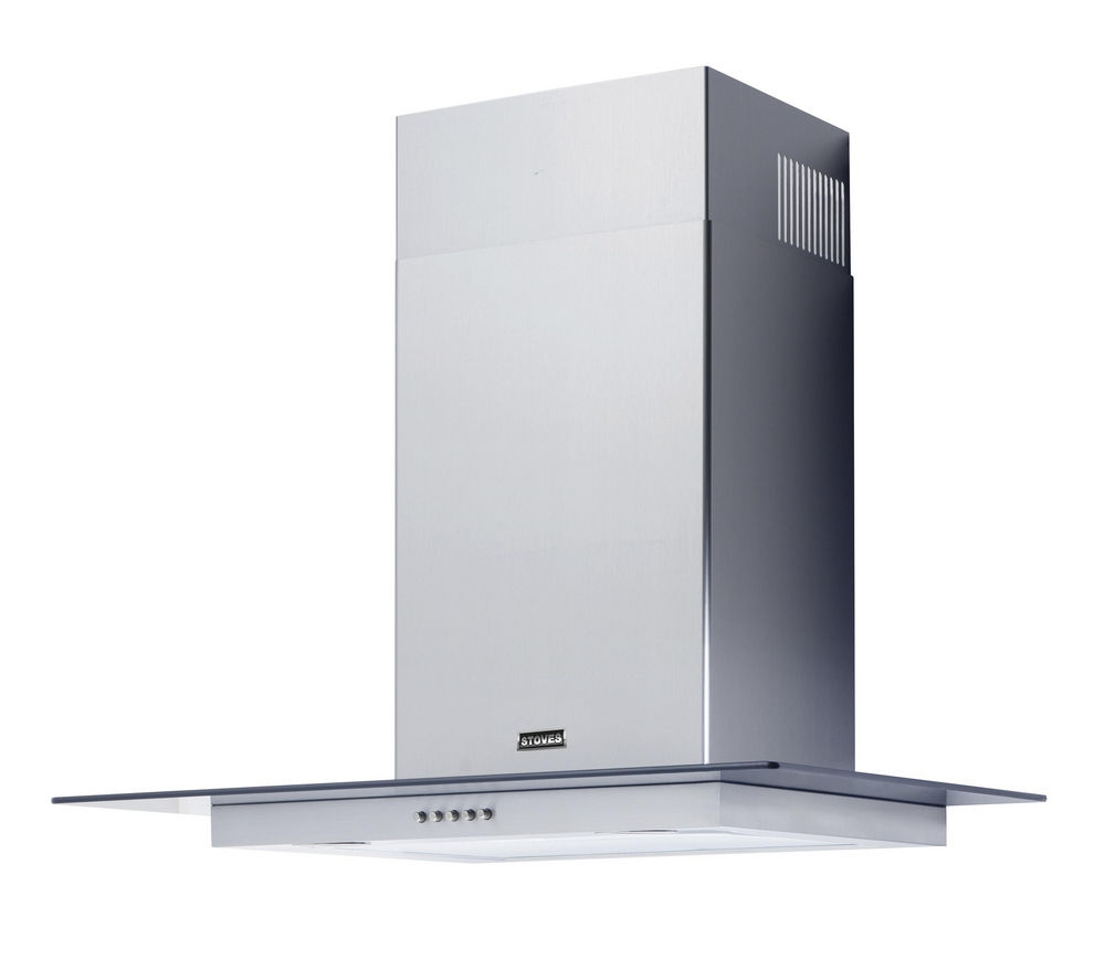 STOVES S600GDP Chimney Cooker Hood - Stainless Steel