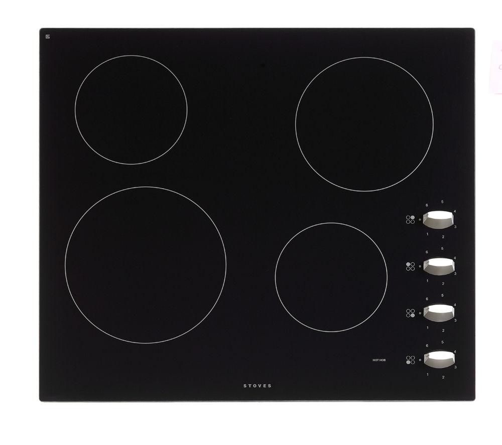 STOVES SEH600CR MK 2 Ceramic Hob - Black