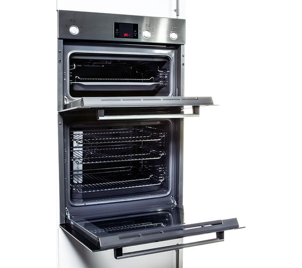 Buy Bosch Serie 6 Hbm13b251b Electric Double Oven