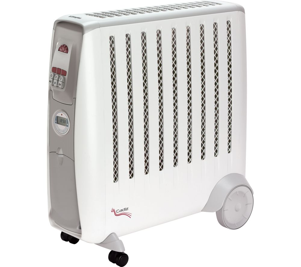 Compare retail prices of Dimplex CDE2Ti Cadiz ECO Oil-Free Radiator White to get the best deal online