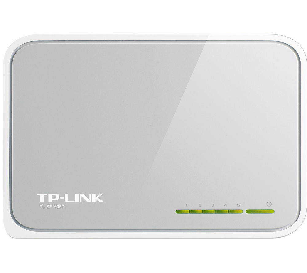 TP-LINK TL-SF1005D 5-port Ethernet Switch