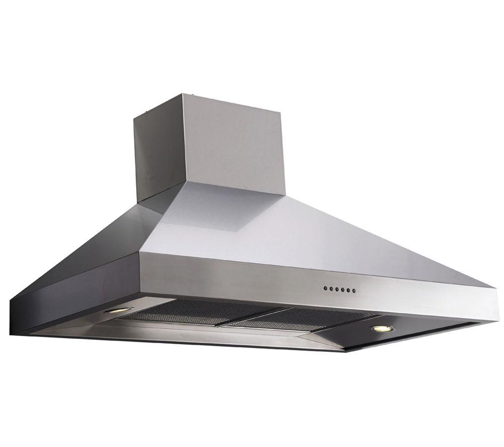 BRITANNIA Latour TP BTH120S Chimney Cooker Hood - Stainless Steel