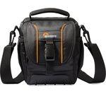 LOWEPRO Adventura SH 120 ll DSLR Camera Bag - Black