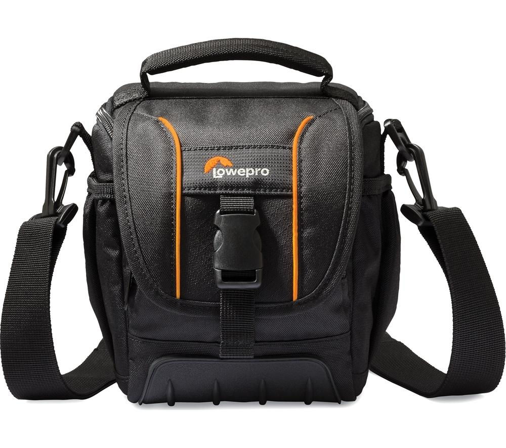 Image of LOWEPRO Adventura SH 120 ll DSLR Camera Bag - Black, Black