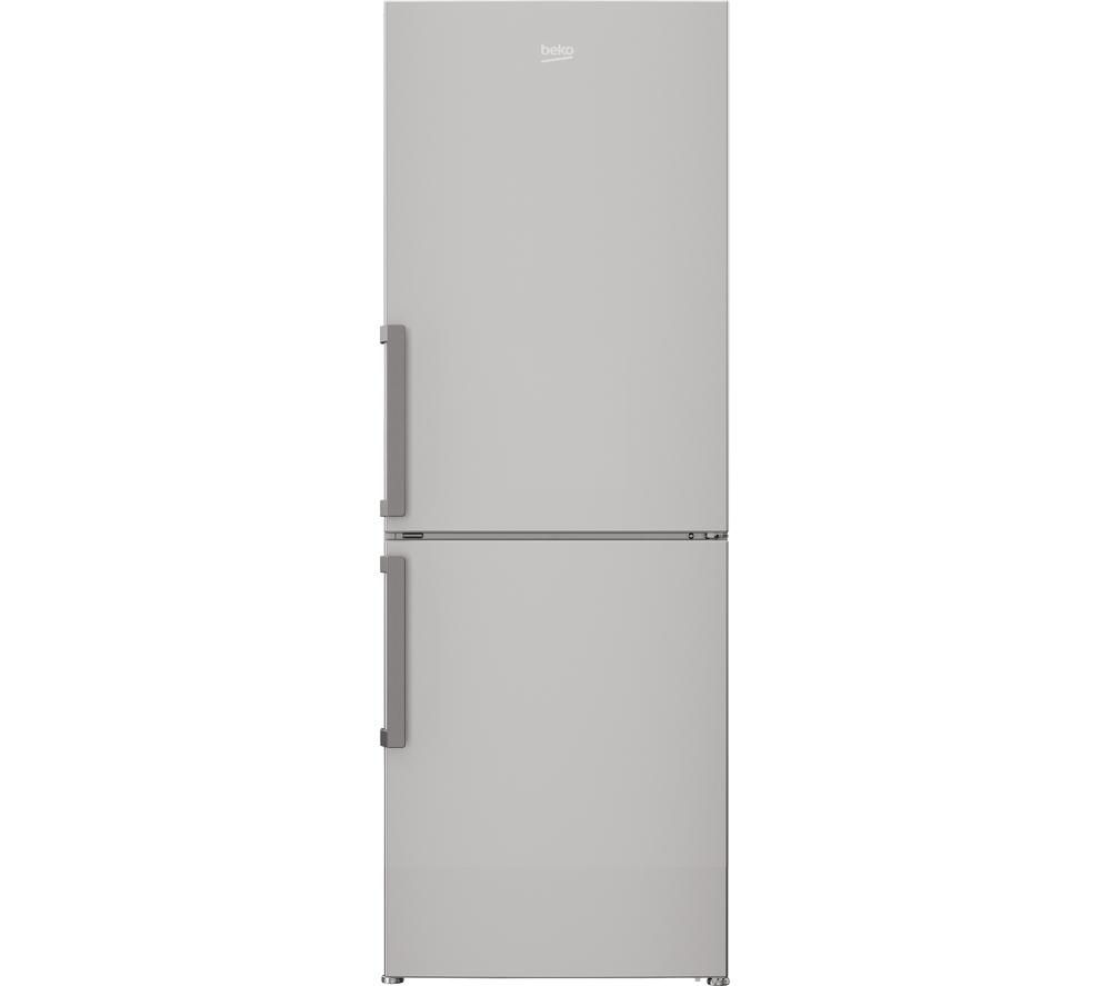 BEKO CFP1675S 60/40 Fridge Freezer - Silver