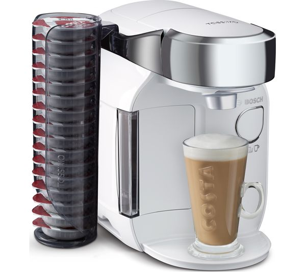 buy tassimo by bosch caddy coffee machine white free. Black Bedroom Furniture Sets. Home Design Ideas