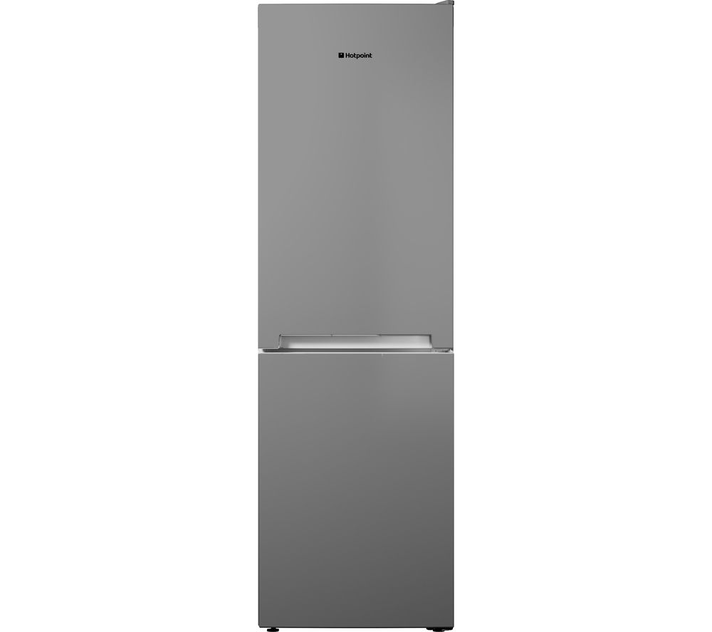 HOTPOINT Day 1 LC85F1G 60/40 Fridge Freezer - Graphite
