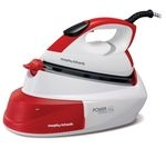 MORPHY RICHARDS Power Steam Intellitemp 333006 Steam Generator Iron - White & Red