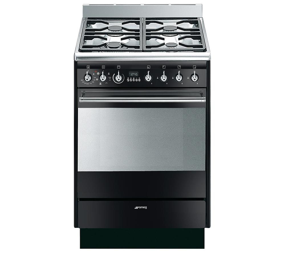 Compare prices for Smeg SUK61MBL8 Dual Fuel Cooker