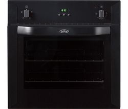 BELLING BI60FP Electric Oven - Black