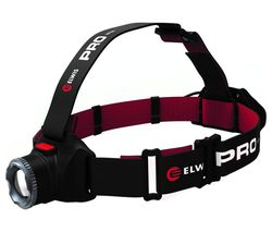 ELWIS H2-R Rechargeable Head Torch