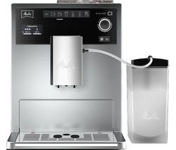 MELITTA Caffeo CI Bean to Cup Coffee Machine - Silver & Stainless Steel