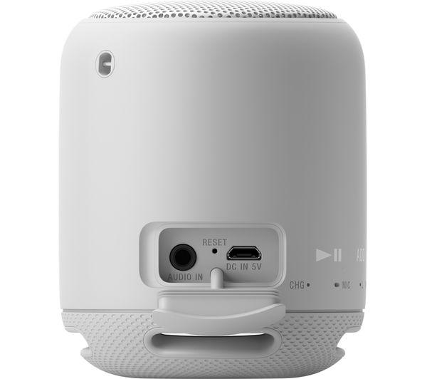 SONY EXTRA BASS SRS-XB10 Portable Bluetooth Wireless Speaker - White