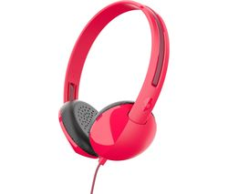 SKULLCANDY STIM Headphones - Red