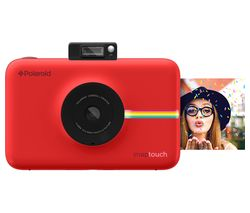 POLAROID Snap Touch Digital Instant Camera - Red