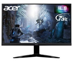 "ACER KG271 Full HD 27"" LED Monitor - Black"