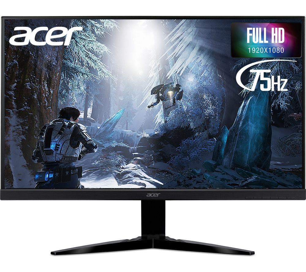 "ACER KG271 Full HD 27"" LED Gaming Monitor - Black"