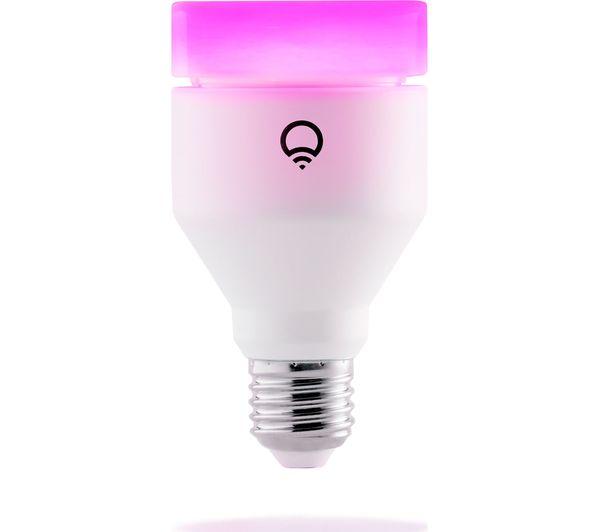 Image of LIFX Colour Smart RGB Light Bulb - E27