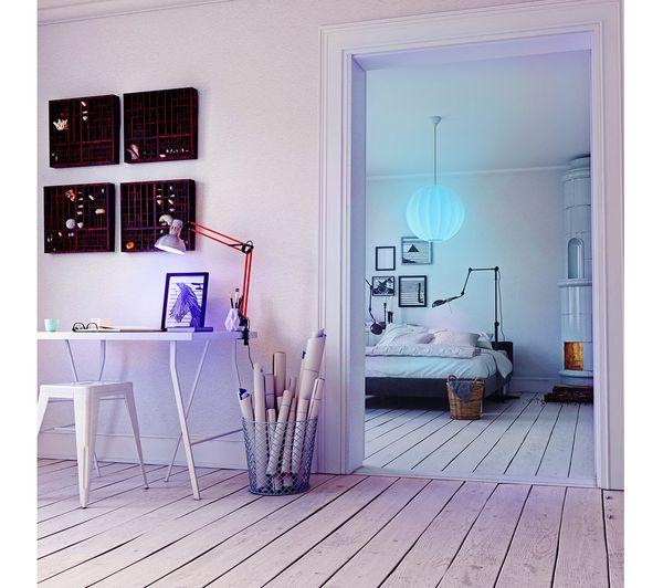 LIFX Colour 1000 Smart RGB Light Bulb - E27 + Z LED Light Strip Extension -  1 m