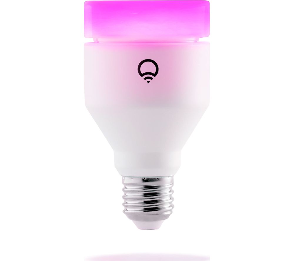 LIFX Colour 1000 Smart RGB Light Bulb - E27