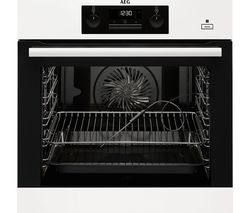 AEG BES352010W Electric Oven - White