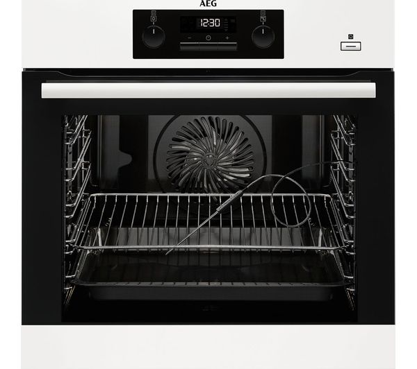 Image of AEG BES352010W Electric Oven - White
