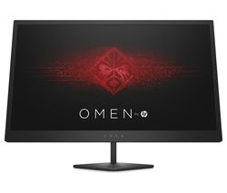 "HP OMEN 24.5"" Full HD LED Monitor - Black"
