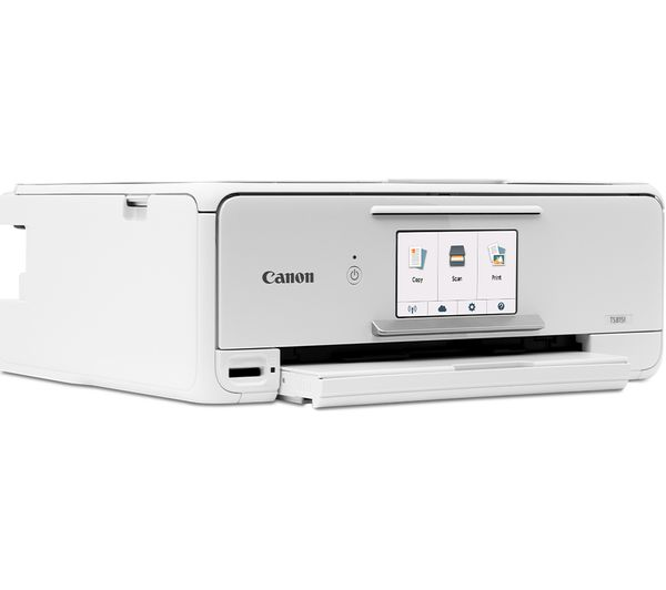 canon pixma ts8151 all in one wireless inkjet printer cli 581 cyan magenta yellow black. Black Bedroom Furniture Sets. Home Design Ideas