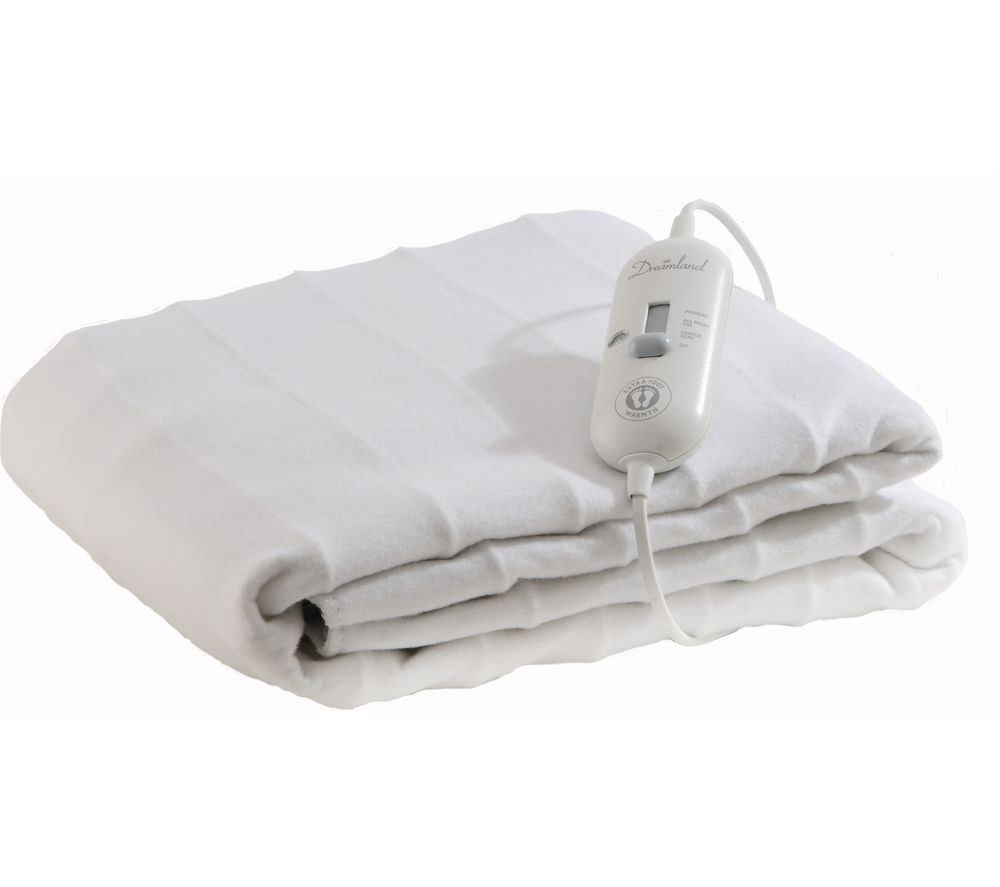 Compare prices for Dreamland Starlight Cosy Toes XL Electric Underblanket - Single