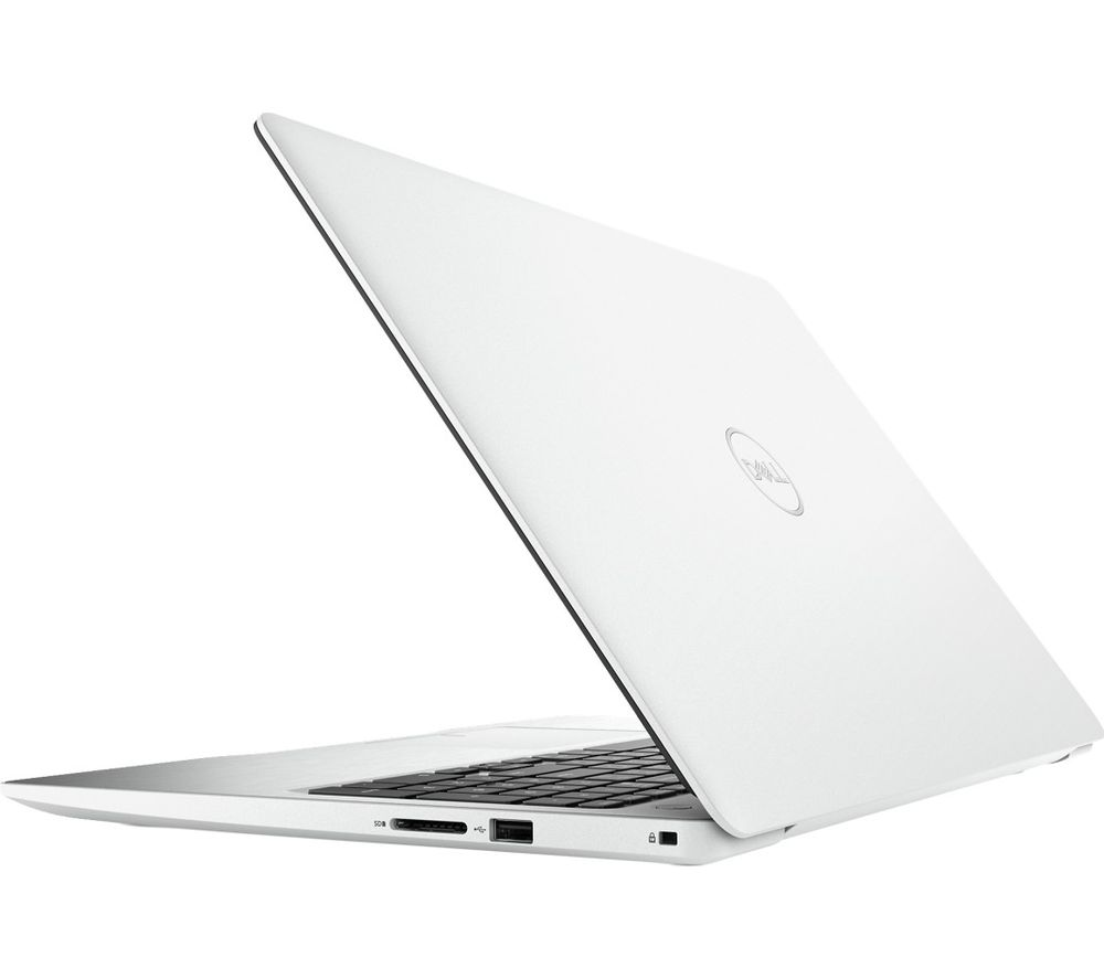 "DELL Inspiron 15 5000 15.6"" Intel® Pentium® Gold Laptop - 1 TB HDD, White"