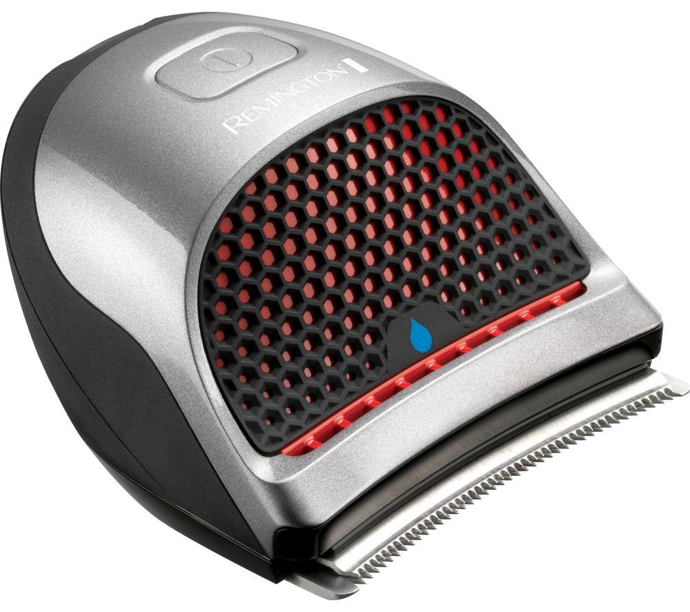 REMINGTON HC4250 Quick Cut Hair Clipper - Black & Silver