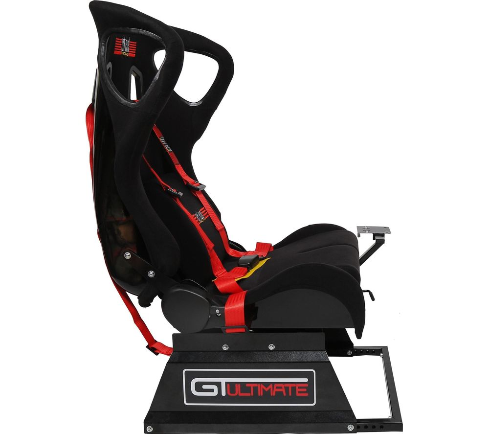 NEXT LEVEL Racing NLR-S003 Gaming Chair - Black