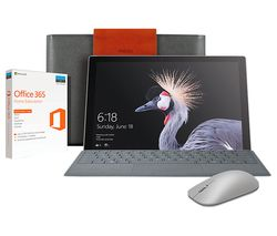 "MICROSOFT 12.3"" Surface Pro & Accessory Bundle"