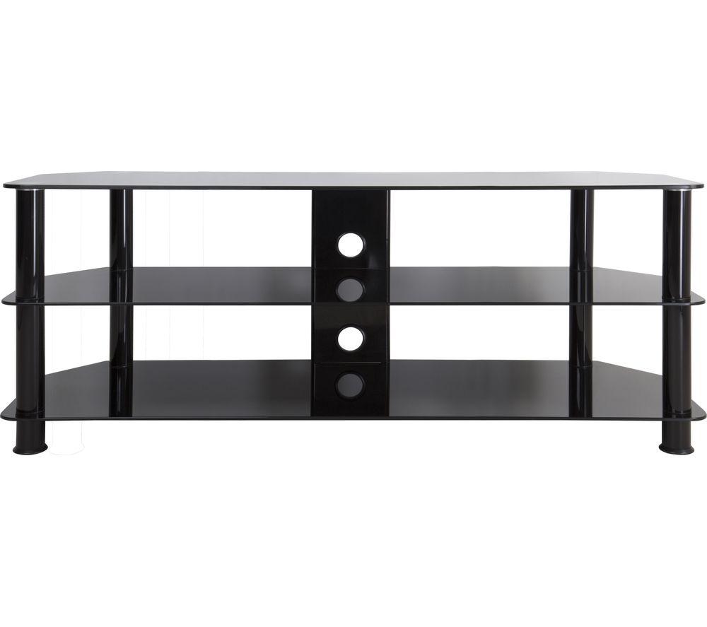 AVF SDC1250CMBB 1250 mm TV Stand - Black