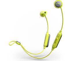 SOL REPUBLIC Relays Sport Wireless Bluetooth Headphones - Lime