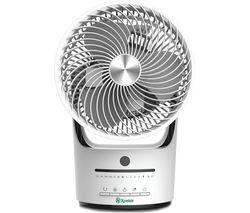 "DIMPLEX Xpelair 360 9"" Desk Fan - White"