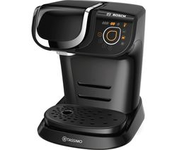 by Bosch My Way TAS6002GB Coffee Machine - Black