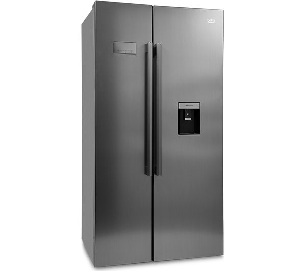 buy beko pro asdm241px american style fridge freezer. Black Bedroom Furniture Sets. Home Design Ideas