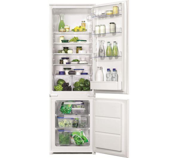 Image of ZANUSSI ZBB28441SV Integrated 70/30 Fridge Freezer