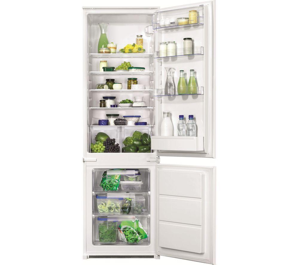 Image of ZANUSSI ZBB28441SV Integrated 60/40 Fridge Freezer