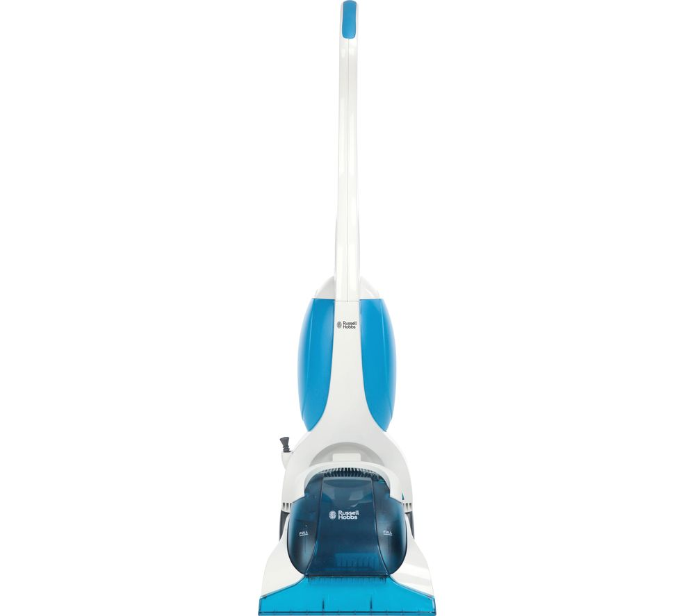 RUSSELL HOBBS Refresh & Clean RHCC6002 Upright Carpet Cleaner - White & Blue, White