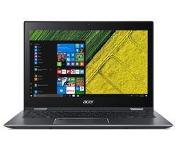 "ACER Spin 5 SP513-52N 13.3"" Intel® Core™ i5 Laptop - 256 SSD, Grey"