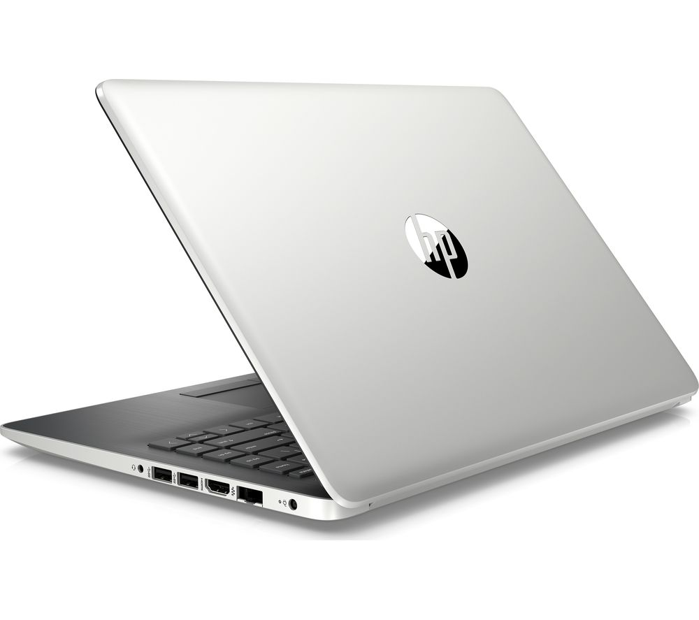 hp 14 intel core i5 laptop 128 gb ssd silver fast delivery currysie. Black Bedroom Furniture Sets. Home Design Ideas