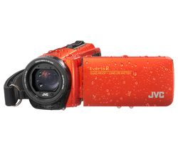 GZ-R495DEK Camcorder - Orange