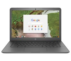 "HP 14-ca050sa 14"" Intel® Celeron™ Chromebook - 32 GB eMMC, Grey"