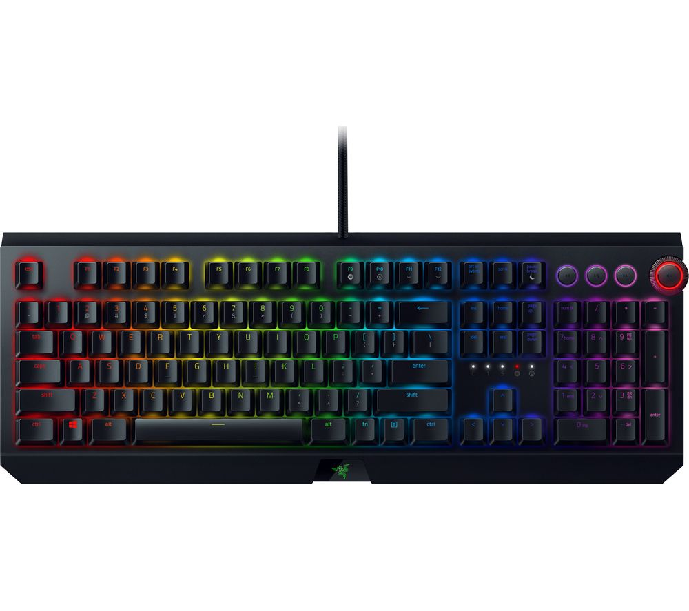 a8f8e307857 Buy RAZER BlackWidow Elite Mechanical Gaming Keyboard | Free ...