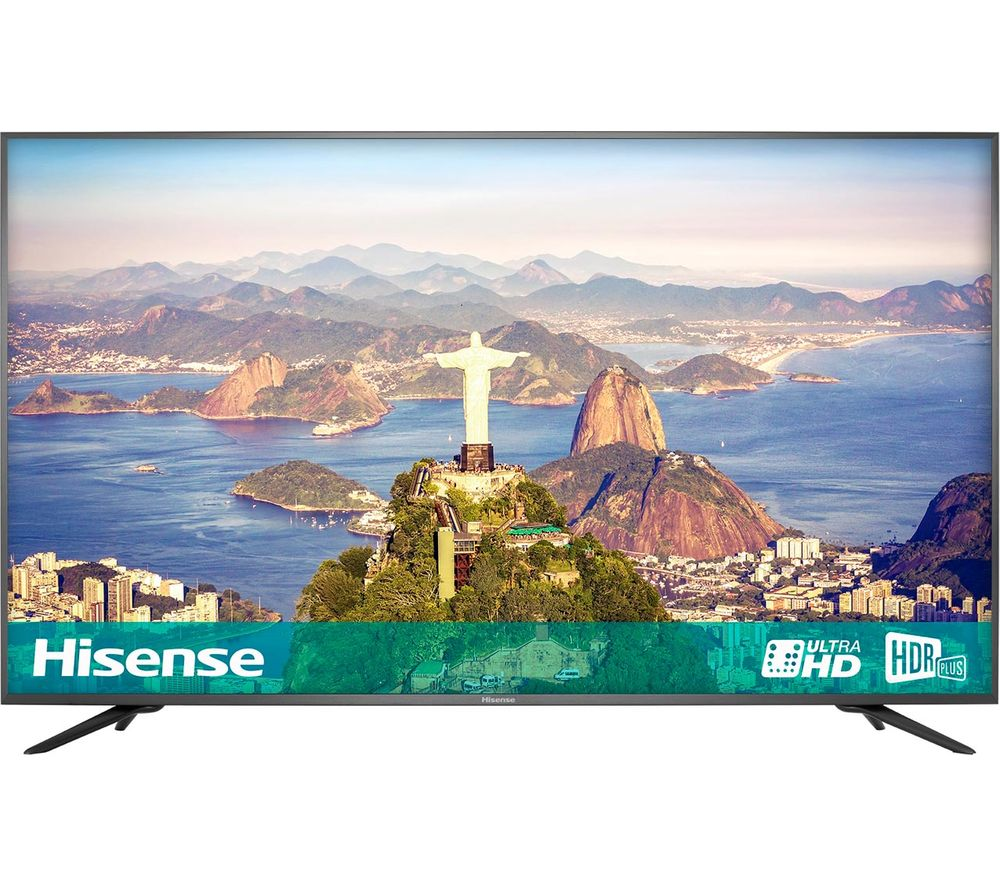 "HISENSE H75A6600UK 75"" Smart 4K Ultra HD HDR LED TV"