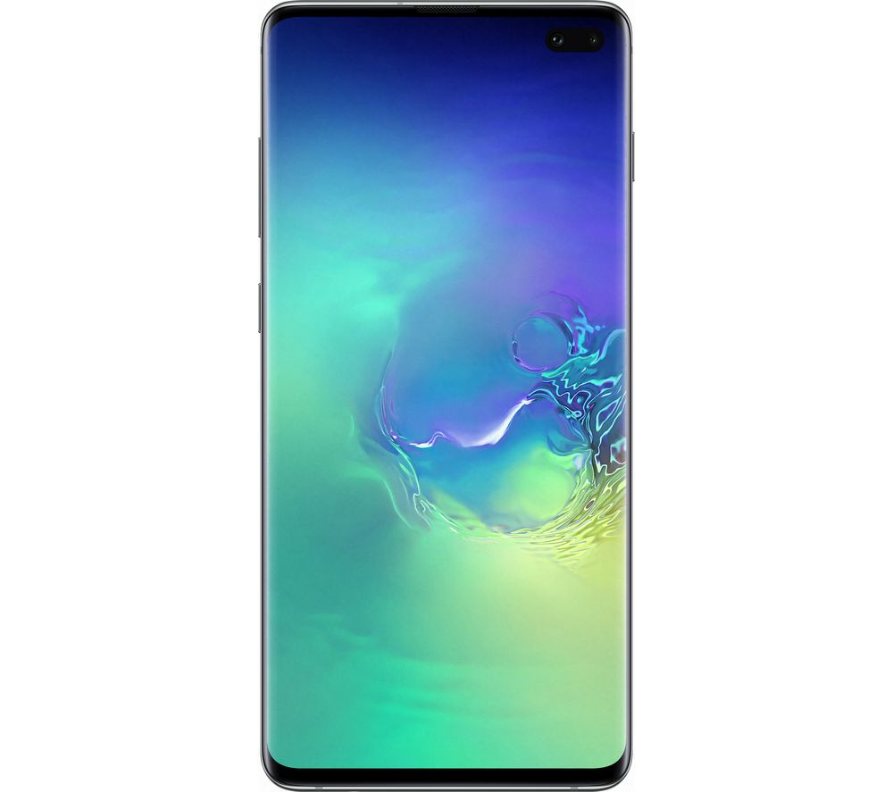 SAMSUNG Galaxy S10+ - 128 GB, Prism Green